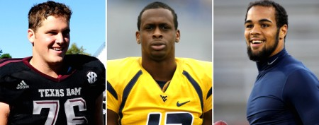 Ranking the NFL draft's top talents