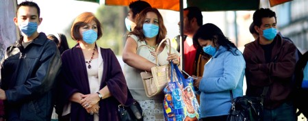 New SARS-like virus spreading
