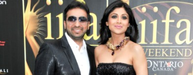Shilpa's son falls seriously ill