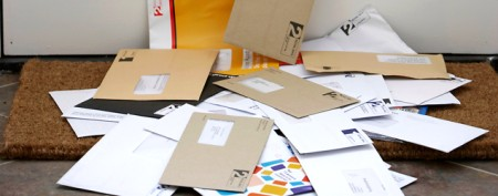Shocking mail discovery at man's home