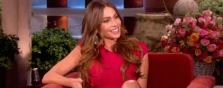 Sofia Vergara can't finish her story