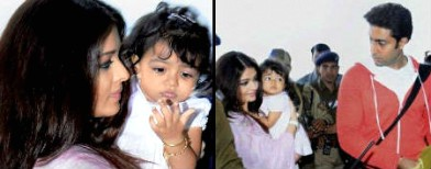 Aaradhya's day out in Bhopal