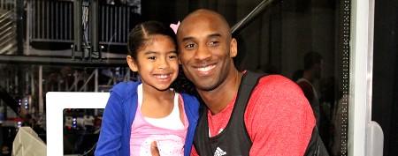 Kobe uses cute pic of kids to zing NBA boss