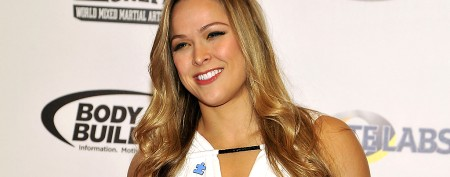 Rousey wishes to fight notorious bad boy
