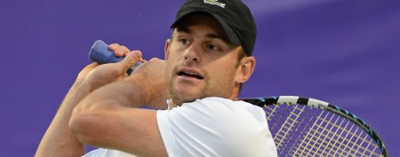 Puzzling tennis feat for Andy Roddick