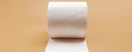 Unusual uses for toilet paper