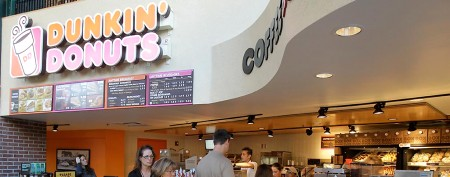 Dunkin' Donuts' fight against Obama policy