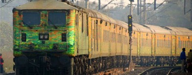 The different types of trains in India