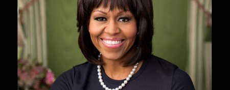 Michelle Obama's latest official portrait