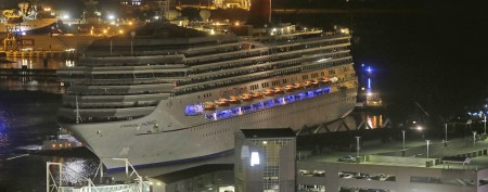 Suit: Carnival didn't provide seaworthy ship