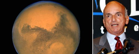 Manned trip to Mars sooner than expected?