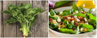 Superfood: Spinach for good health