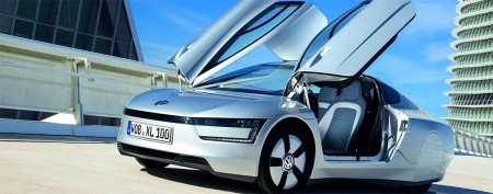 New Volkswagen promises 261 mpg