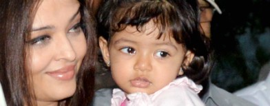 Aishwarya's day out with Aaradhya
