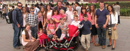 The Duggars' rocky trip out of the country