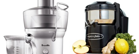 The best juicers on the market