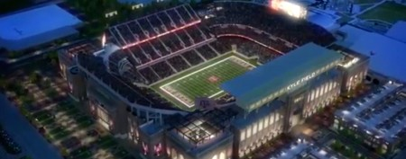 Slick renderings of stadium expansion