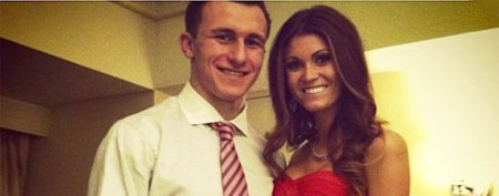 Is Manziel's flame on a Katherine Webb-like path?