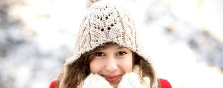Ten ways to prevent hat head this winter