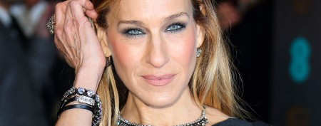 Sarah Jessica Parker in Photoshop disaster