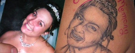 'World's worst tattoo' is finally fixed