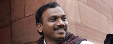 2G scam: A Raja wants to prove innocence