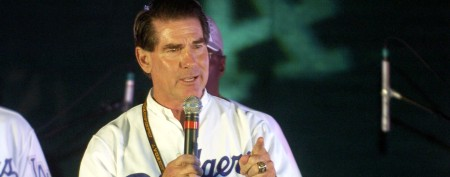 Former Dodgers great battling cancer