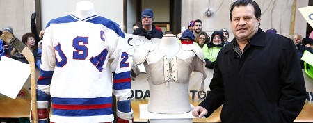 'Miracle on Ice' jersey fetches big money