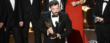 Ben Affleck wins Oscar, humbles himself