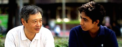 Ang Lee wins Best Director Award