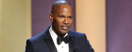 Foxx brings gorgeous daughter as Oscar date