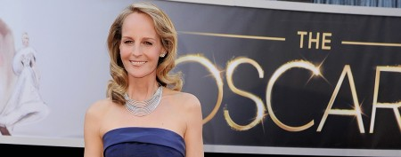 Helen Hunt's low-budget Oscar dress