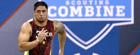 Te'o's NFL draft stock takes damaging hit