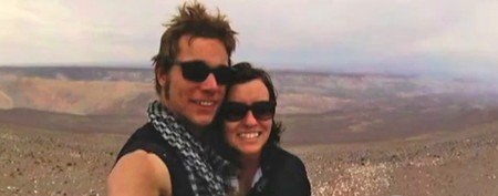 Couple on 'dream trip' are missing in Peru
