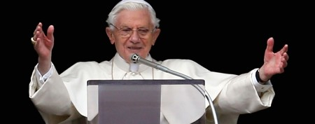 Pope Benedict's new role remains a mystery