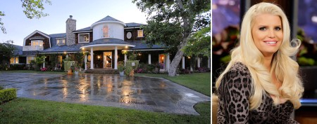Jessica Simpson's growing-family home