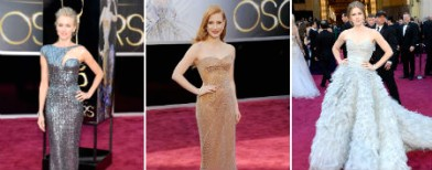 Colours that dominated the Oscars
