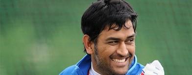 Dhoni now India's top Test captain