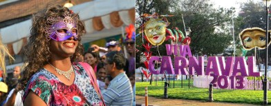 Vibrant images from the Goa Carnival