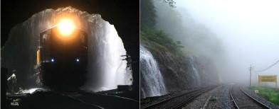 Along the railway to Dudhsagar Falls