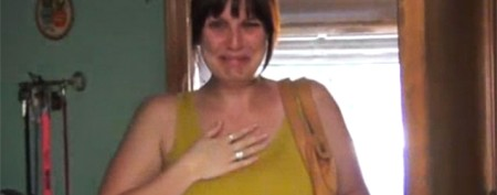 Gift to grieving girlfriend a sweet success