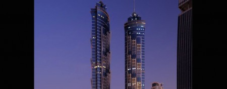 World's tallest hotel opens