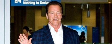 Does Schwarzenegger have a new girlfriend?