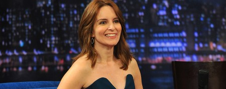 Fey's daughter just as funny as mom