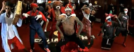 Heat's ridiculous dance video is an instant hit