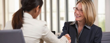 The four keys to a killer job interview