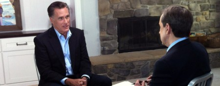 Romney says Obama is 'blaming and pointing'