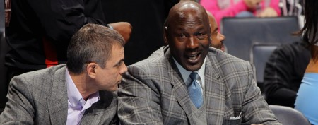 Michael Jordan named in paternity suit