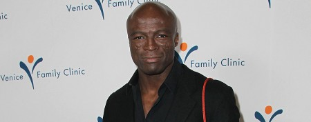 Seal moves from supermodel to superhero