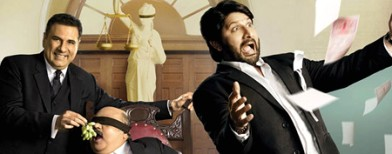 Yahoo! Movies Review: Jolly LLB